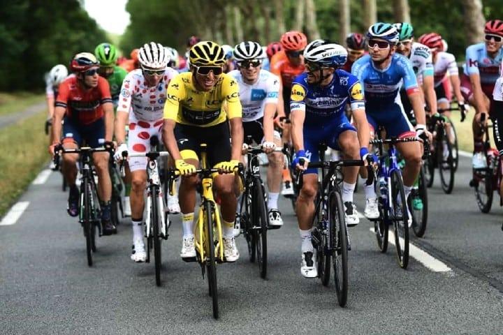 Tour de France Foto South African