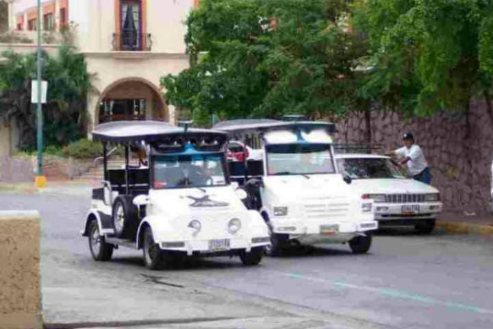 ransporte para visitar lugares en Mazatlán Foto Archivo