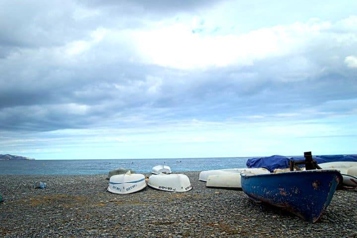 Zona de embarcaciones Foto Tomás Hornos