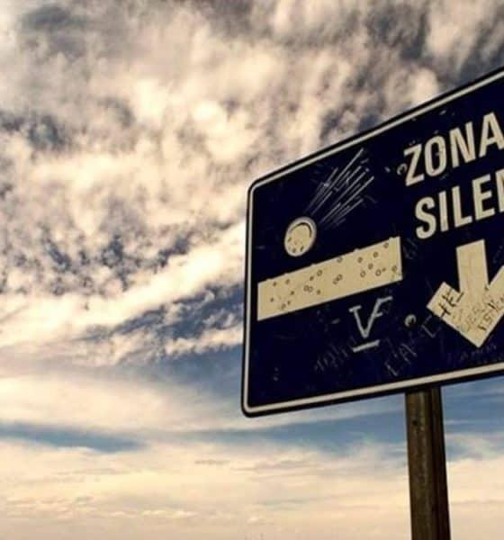 Zona de silencio. Foto: La Enigmática Zona del Silencio