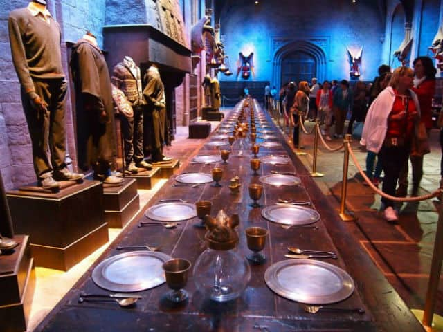 harry potter studio 9
