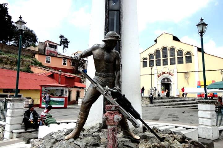 Real del Monte, un pueblo minero. Foto: Guía Hidalgo.