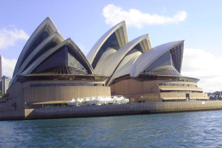 Teatro de la ópera de Sydney. Foto: disartclara.com