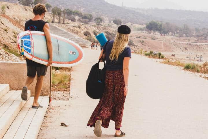 Actividades en pareja.Cómo planificar un viaje en pareja.Foto.Louis Hansel.9