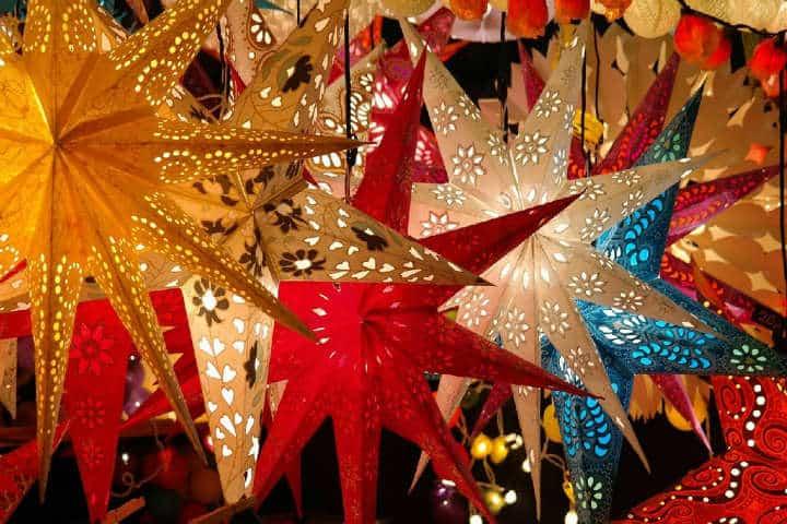 Adornos navideños en México.Tradiciones navideñas.posadas.Foto.Fanpage.3