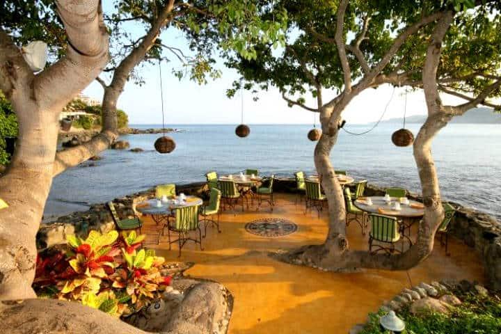 Restaurantes en Sayulita. Foto Amor Boutique Hotel.