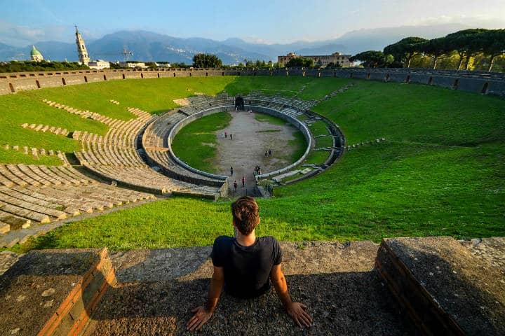 Anfiteatro.Pompeya.Italia.Foto.Cristiano Medeiros Dalbem.9