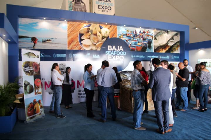 Baja seafood expo.Ensenada.Foto.El Vigia.4