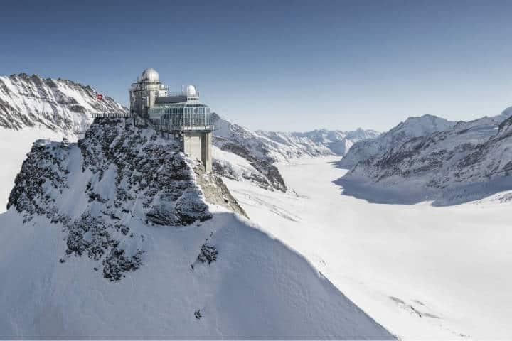 Jungfrau. Foto Best of Switzerland Tours.