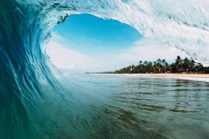 Qué es el Surf. Foto BioSurfCamp.