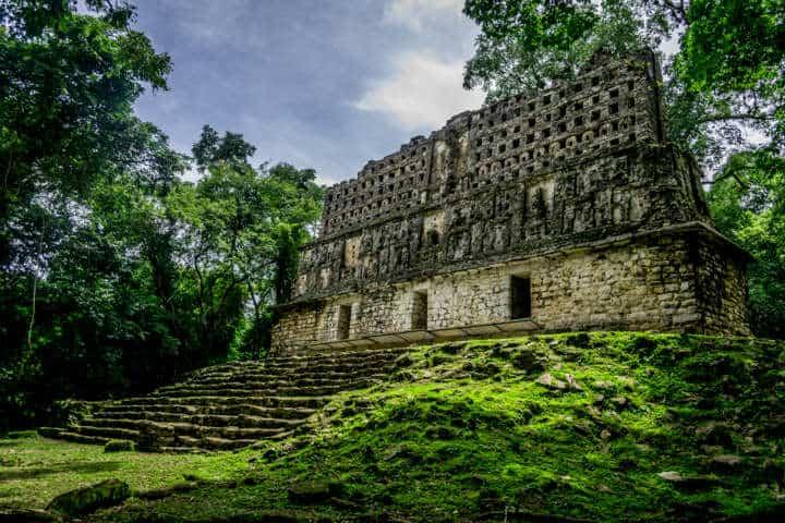 Bonampak. Chiapas. Foto. The Arcae Project. 11
