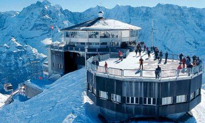 Jungfrau Suiza turismo. Foto Buena Vibra.