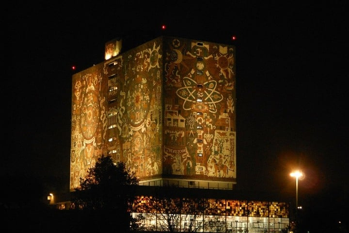 CU UNAM. Foto: Miguel Garcia