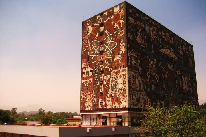 CU UNAM. Foto: Felipe Moncada