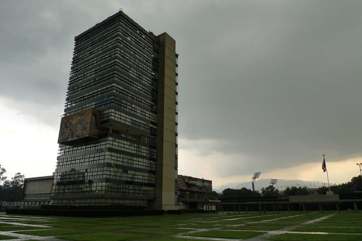 CU UNAM. Foto: Mark Hogan