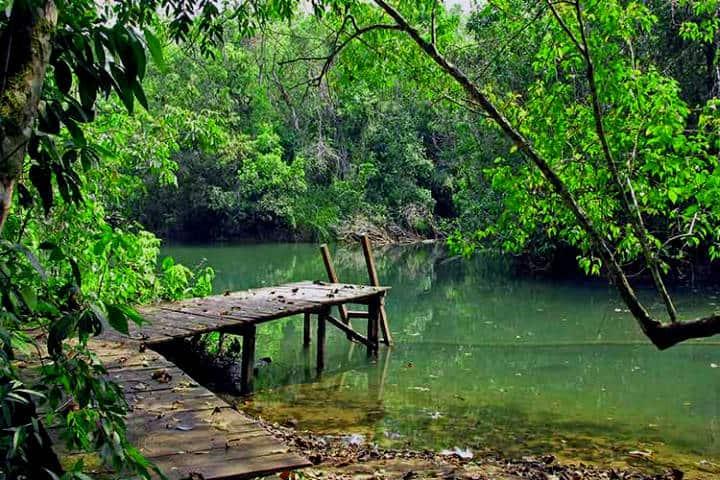 Campamento Lacandon. Rio Lacanjá. Chiapas. Foto. Explora Chiapas. 4