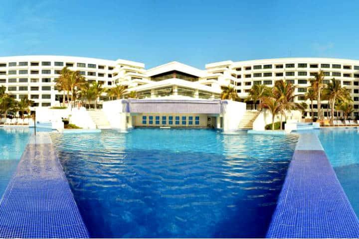 Hotel Oasis Sens Cancún. Foto Cancún.