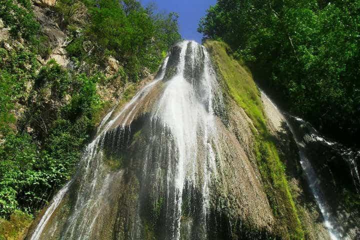 Cascada Cola de Caballo. Santiago Nuevo León.Foto.Noticias al día.2