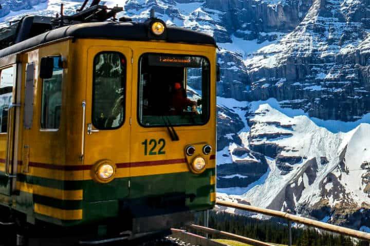 Eigerwand y Eismeer. Foto Civitatis.