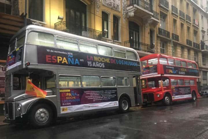 Conoce Londres desde el routemaster. Antes vs ahora. Imagen. Ultra 3