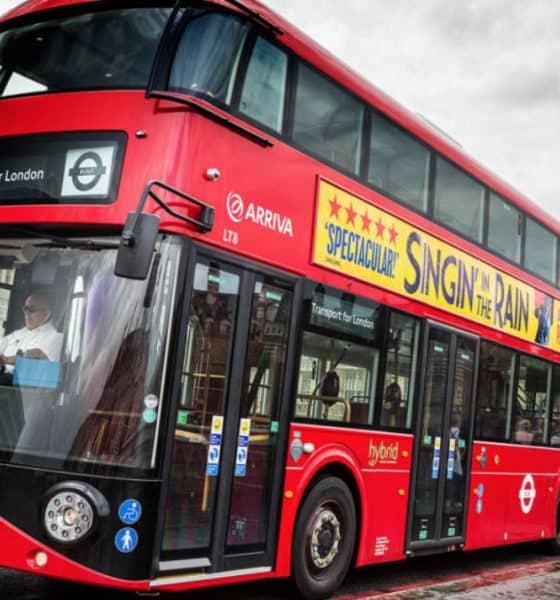 Conoce Londres desde el routemaster. Imagen: Archivo