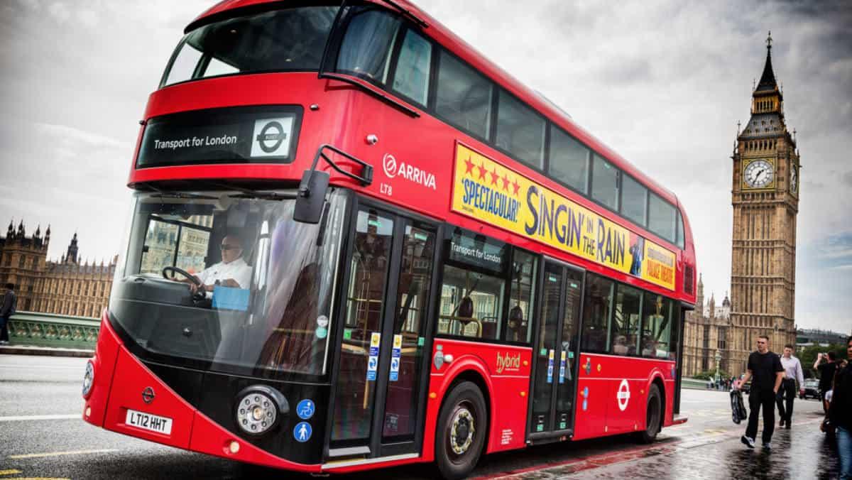 Conoce Londres desde el routemaster. Imagen. Archivo 1