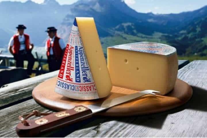 Gruyeres en Suiza. Foto Crónica Económica.