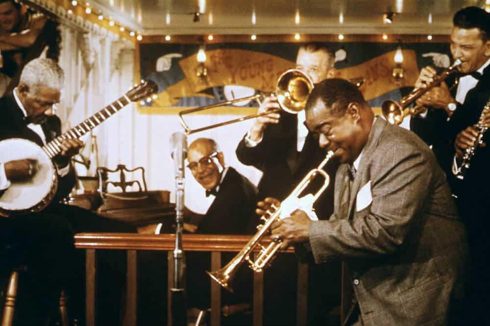 La música de New Orleans. Foto Culture Trip.