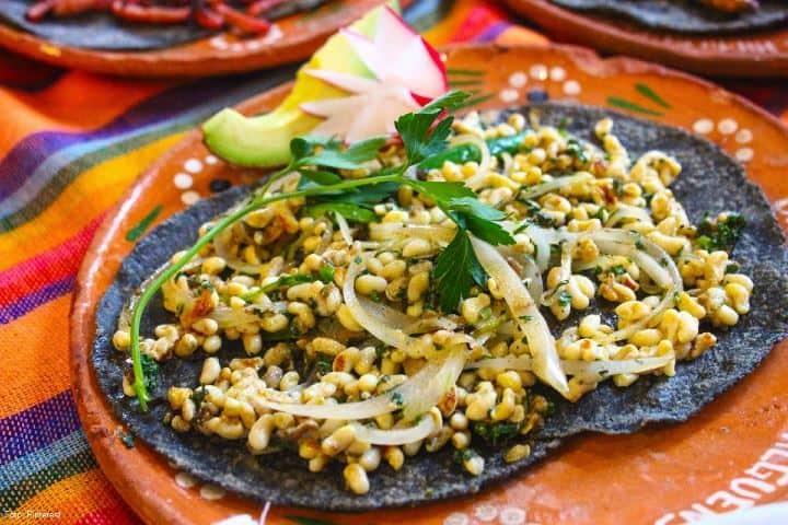 Deliciosos escamoles Foto gustomexico com