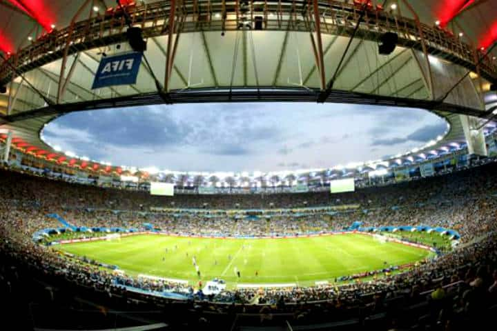 Estadio del Maracaná. Foto Diario AS.
