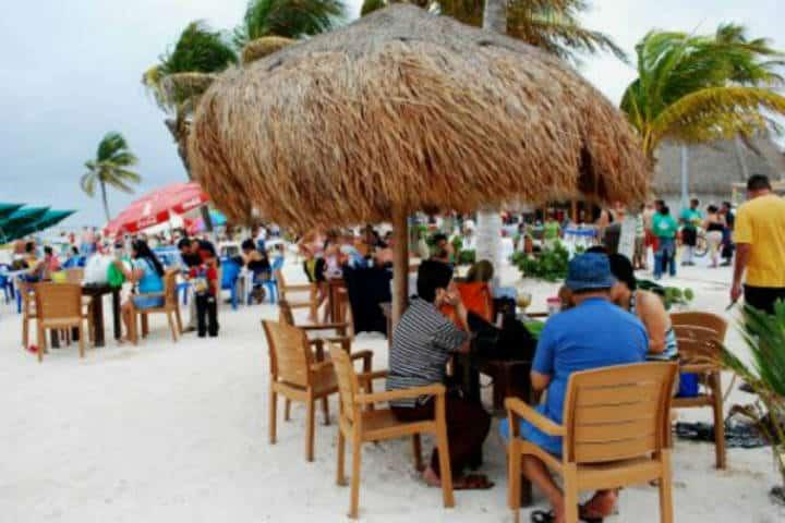 Restaurantes. Foto Diario Tiempo Digital.