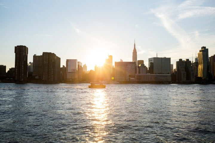 East River. Foto: Tim Stief