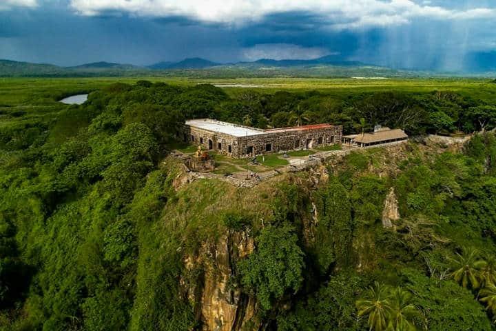 El fuerte de la Contaduría en San Blas.Qué hacer en San Blas Nayarit.3