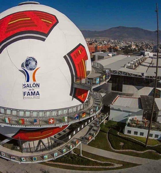 El salón de la fama del fútbol Foto hidalgo lasillarota com