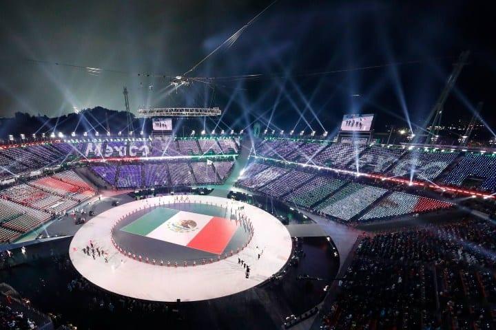 Estadio Olímpico México. Foto: Expansión