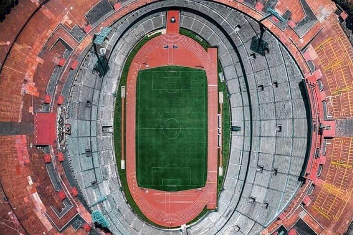 Estadio Olímpico. Foto: MXCity