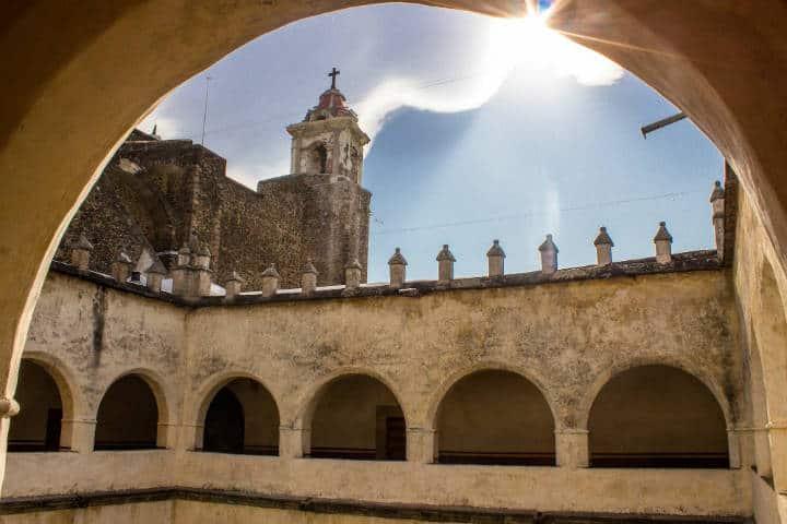 Ex Convento Diminico Siglo XVI. Tepoztlán. Foto Secretaría de Turismo de México 3
