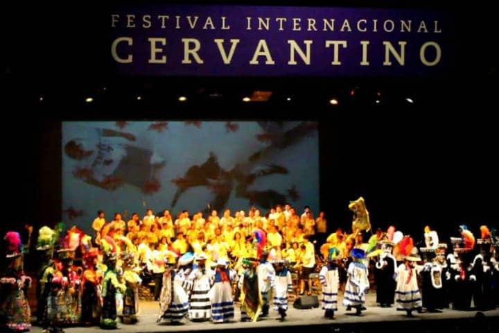 Festival Internacional Cervantino 2014 Foto México desconocido 2