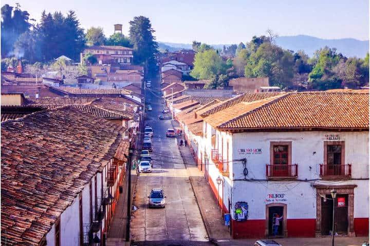 Pueblo Mágico. Foto Flickr.