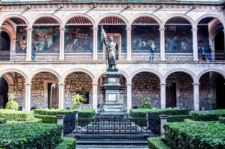Colegio de San Nicolás. Foto Flickr.