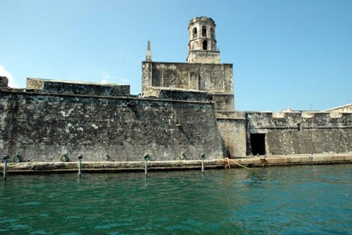 Fortaleza de San Juan de Ulúa Foto elcorreodeoaxaca com