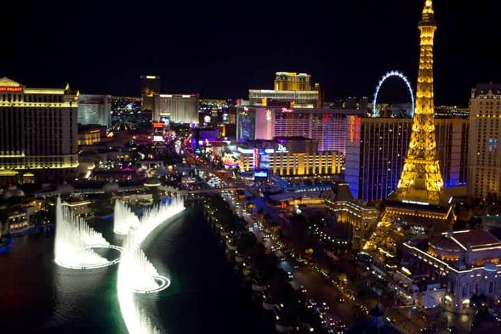Las Vegas. Foto Framepool Stock Footage.