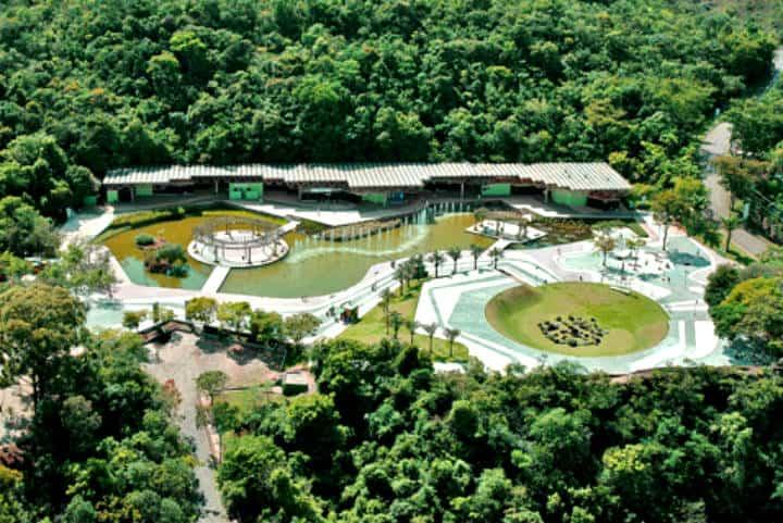 Parque Das Mangabeiras. Foto Guía Sobre Brasil.