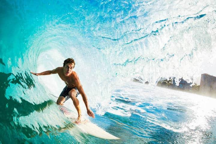 Surf. Foto Hogarmania.