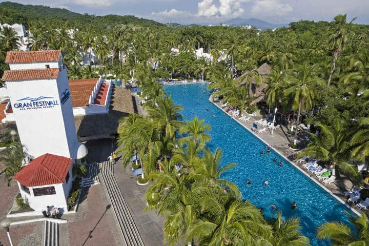 Hoteles. Manzanillo. Foto. Trip 7