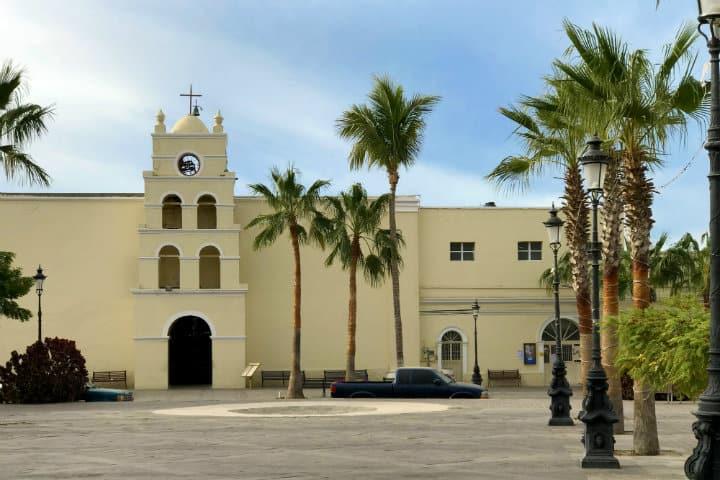 Iglesia Missión de Todos Santos. Baja California Sur. Foto Rafael Saldaña 5