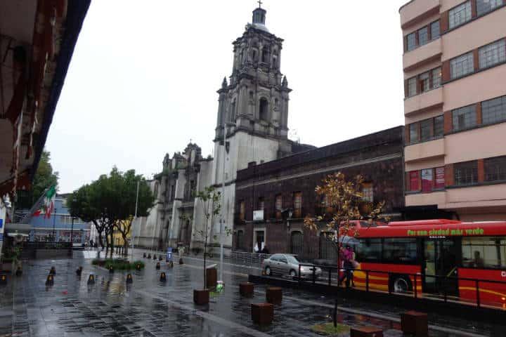 Iglesia de la Inmaculada Concepción. CDMX. Foto Miguel Rubiano Reyna 2