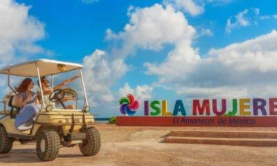 Isla mujeres punta sur. Cancún. Imagen: Hotels