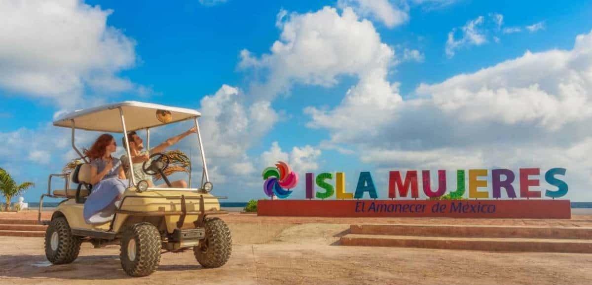 Isla mujeres punta sur. Cancun. Imagen. Hotels 3