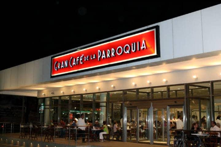 Café de la Parroquia. Foto Jalisco Adventours.